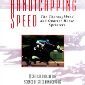 Handicapping Speed cover